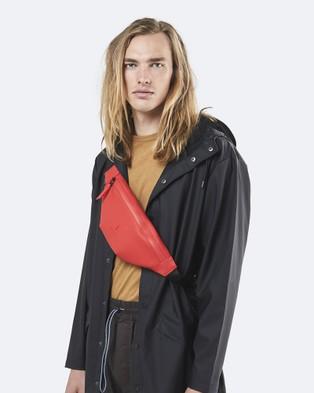 RAINS Bum Bag Mini - Bum Bags (Red)