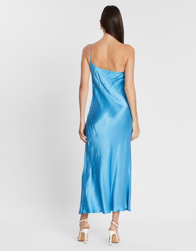 Bec + Bridge - Frederic Asymmetric Midi Dress