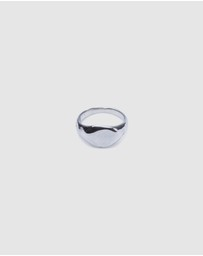 Cameron Studio - Type 016 Melted Signet Ring
