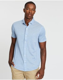 Polo Ralph Lauren - Short Sleeve Capri Mesh Knit Shirt