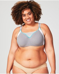 Cake Maternity  - Zest Flexi Wire High Impact Sports Maternity & Nursing Bra