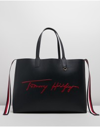 Tommy Hilfiger - Iconic Tommy Signature Tote