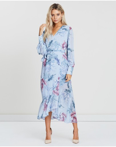 Fresh Soul - Daybreak Wrap Dress