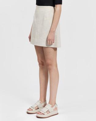 bul Granite Skirt - Skirts (Cream Speckle)