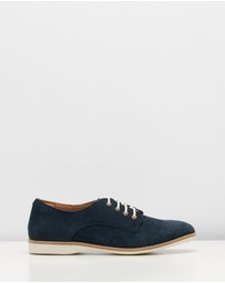 Rollie - Nubuck Derby Shoes