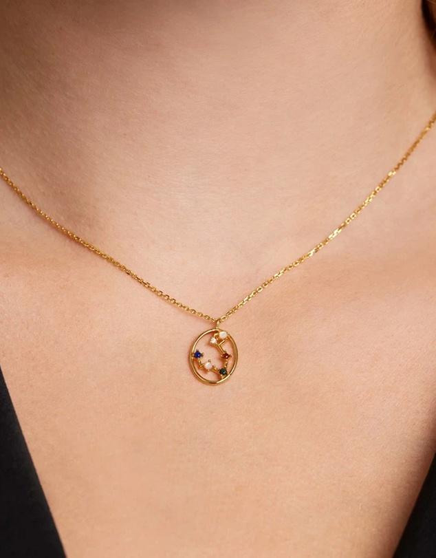 Women Pisces Necklace
