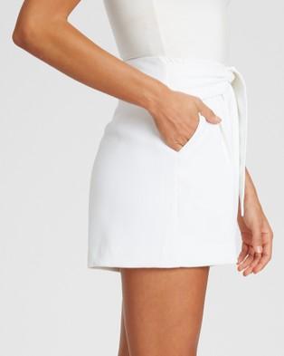 Tussah Tiarne Shorts - Shorts (Ivory)