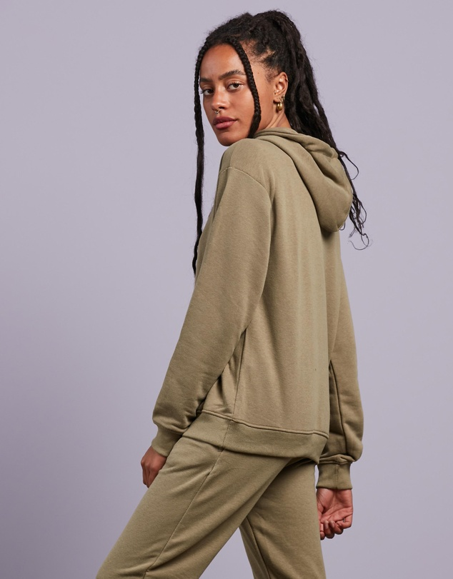 Women Co Ord Hoodie And Jogger Set