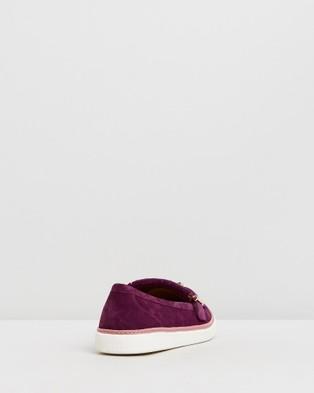 Vionic Cambridge Slip On Loafers - Flats (Merlot)