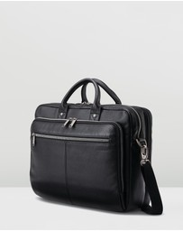 Samsonite Business - Sam Classic Leather Toploader
