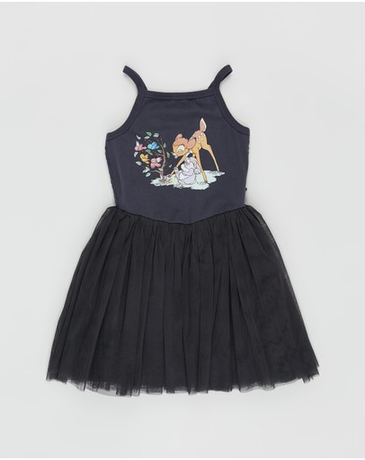 Rock Your Kid - ICONIC EXCLUSIVE - Bambi and Thumper Lou Lou Dress - Kids-Teen