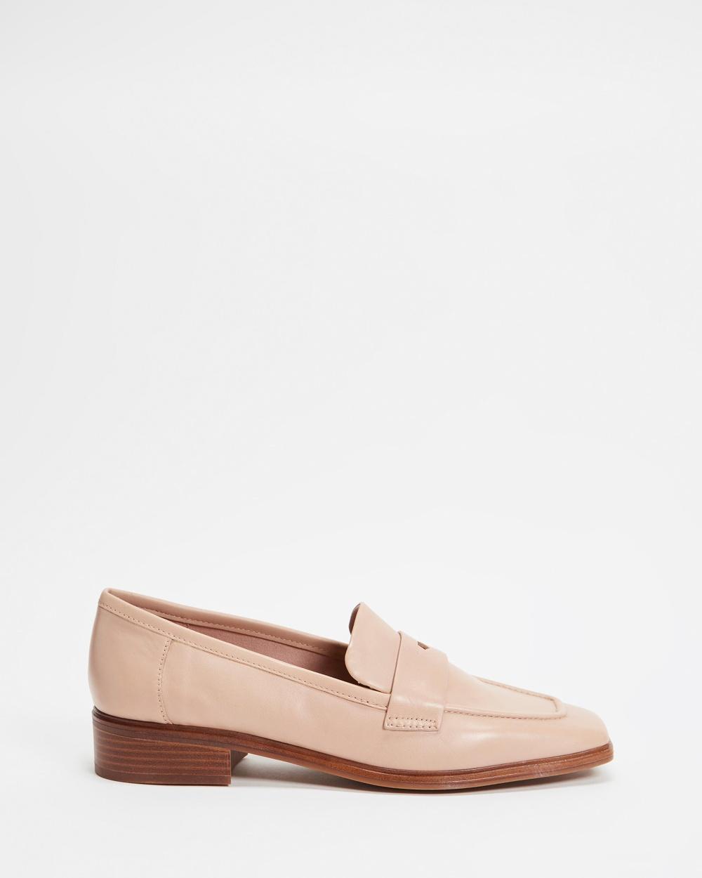 ALDO Taodia Loafers Flats Bone