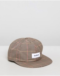 Soulland - Javier 6-Panel Checked Cap