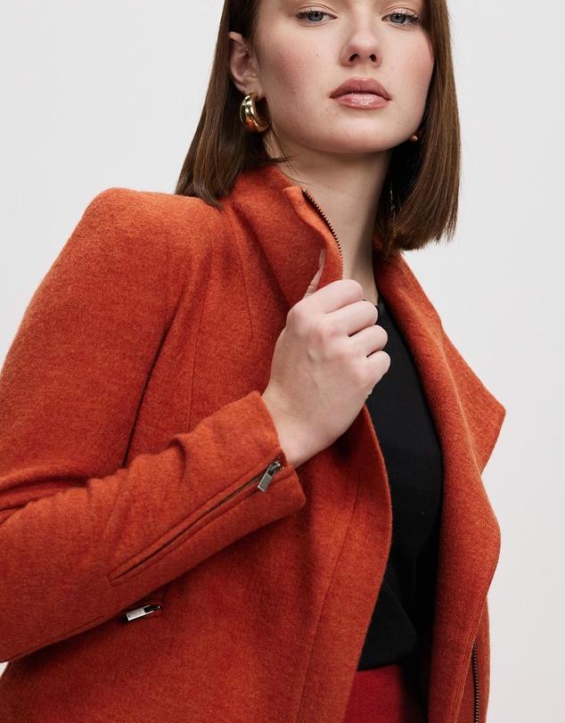 Women Lani Felted Wool Jacket