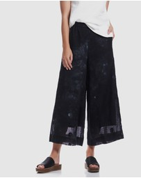 Faye Black Label - Faith Flared Culottes Lined