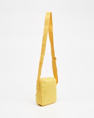 Lacoste Neocroc Vertical Camera Bag - Backpacks (Samoan Sun)