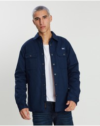 Deus Ex Machina - Maxwell Padded Overshirt