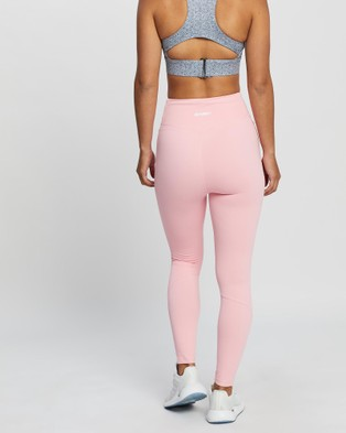 Doyoueven Excel Leggings - Full Tights (Pastel Pink )