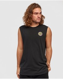 Santa Cruz - Monyo Dot Muscle Tank