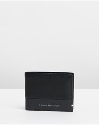 Tommy Hilfiger - Textured Mini CC Wallet