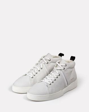 VoR??utte - Milford Hi Top Sneakers - Lifestyle Sneakers (White)