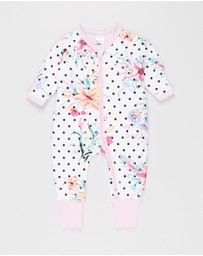 Bonds Baby - Padded Zippy Wondersuit - Babies