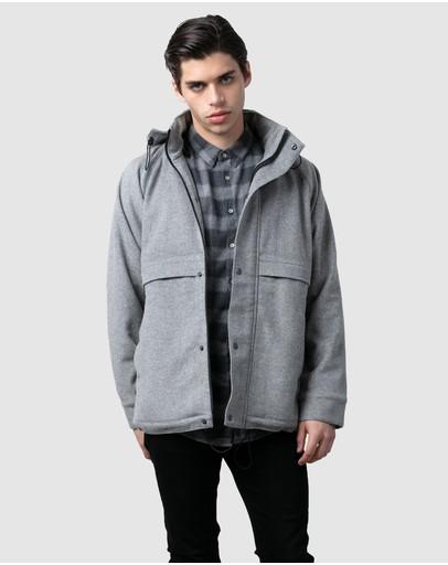 f997b2f907 Wool Coat | Mens Wool Coats Online | Buy Wool Coats Australia |- THE ...