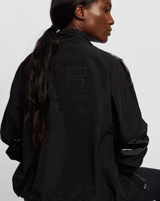 P.E Nation Goal Line Jacket - Coats & Jackets (Black)
