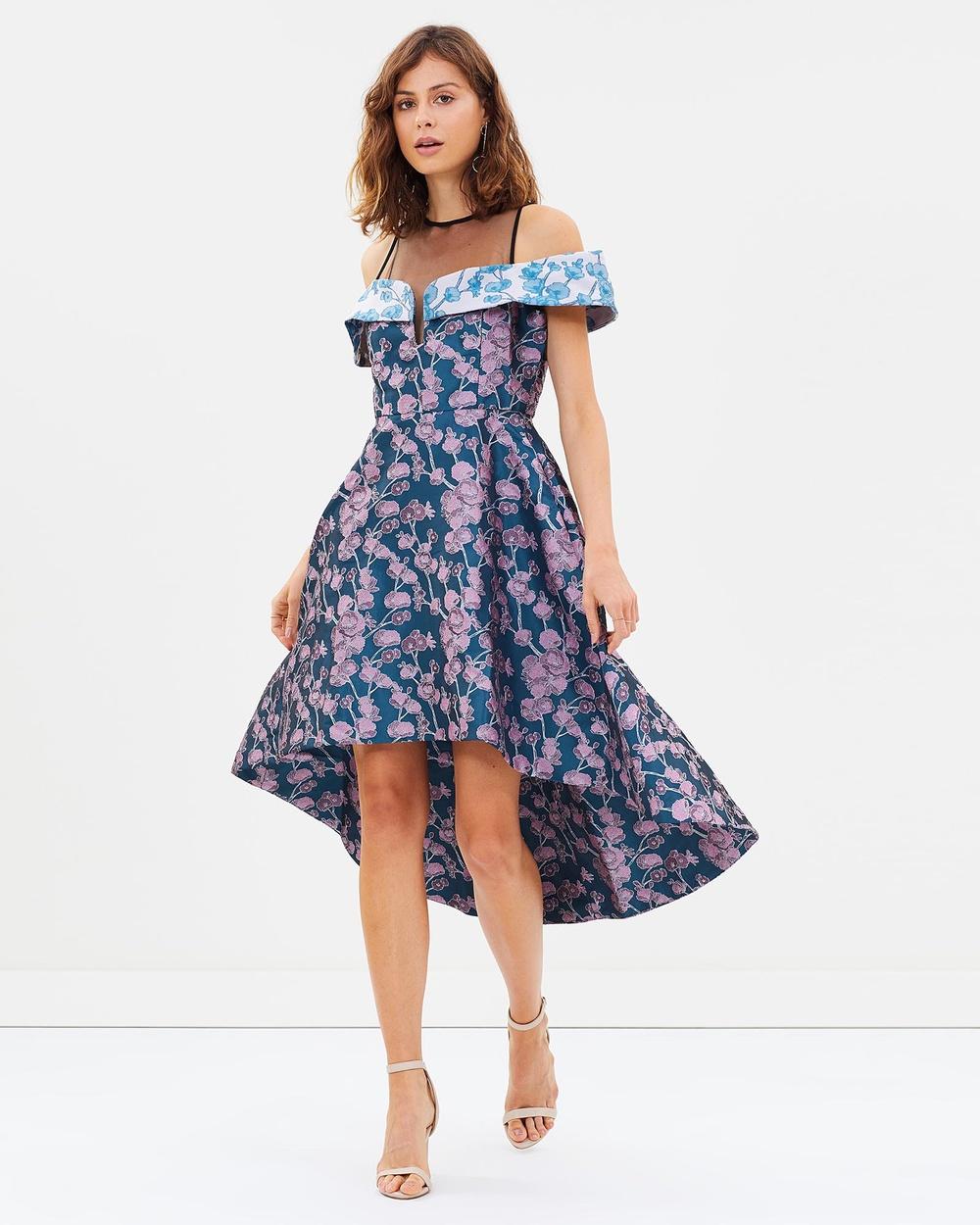 Elliatt Lilac Amore Dress