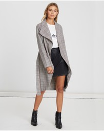 Alys - Thea Check Trench