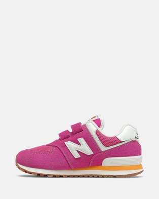 New Balance 574 Standard Fit Kids Performance Shoes Carnival