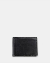 Status Anxiety - Ethan - Black Wallet