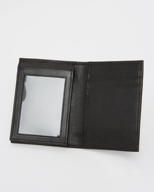 Loop Leather Co Old Bill - Wallets (Black)