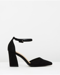 SPURR - ICONIC EXCLUSIVE - Terri Block Heels