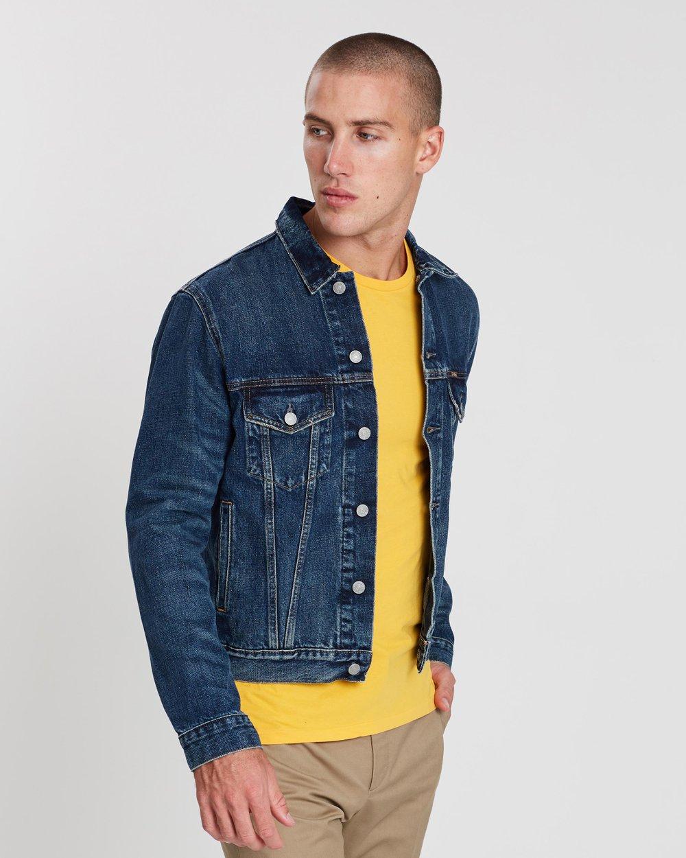 48dc1484783ca2 Icon Trucker Denim Jacket by Polo Ralph Lauren Online