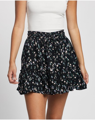 All About Eve - Doily Ditsy Skirt