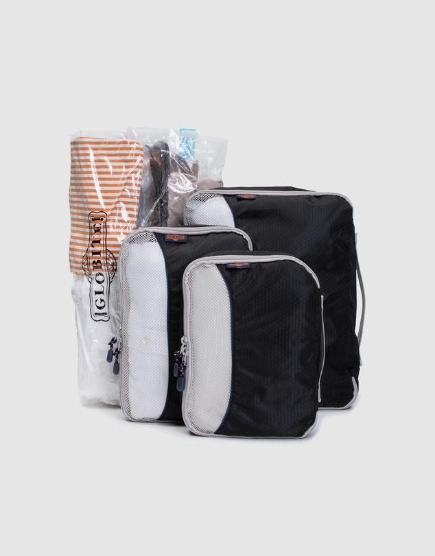 Men Compression Bag & Packing Cube Bundle