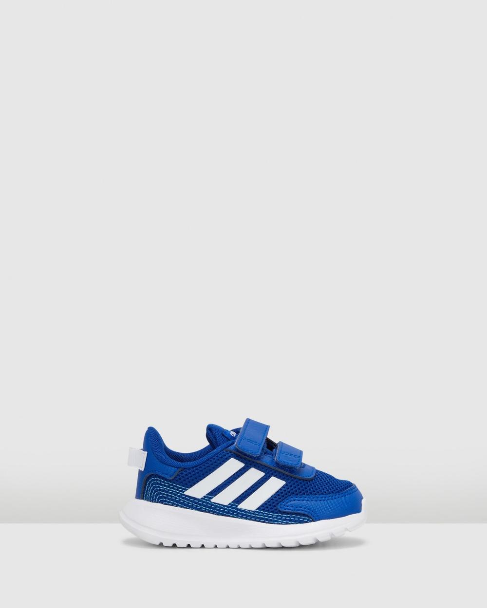 adidas Performance Tensaur Run Infant Lifestyle Shoes Royal Blue/White