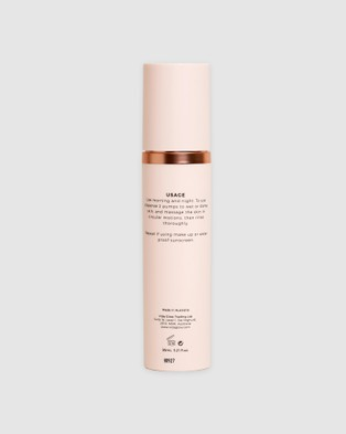Vida Glow Gentle Antioxidant Cleanser - Beauty (White)