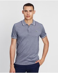 Slim Fit Birdseye Polo Shirt