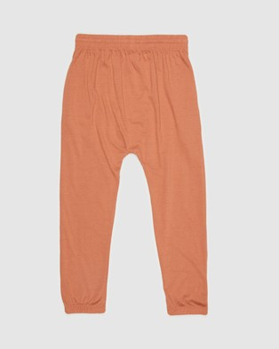 Cotton On Kids Lennie Pants   Kids - Sweatpants (Amber Brown)