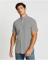 Kent and Curwen - Short Sleeve Shirt