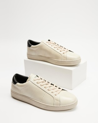 Patron Saint Of Fusion Low Cut Sneakers - Sneakers (White)