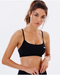 Running Bare - Push Up Crop Top