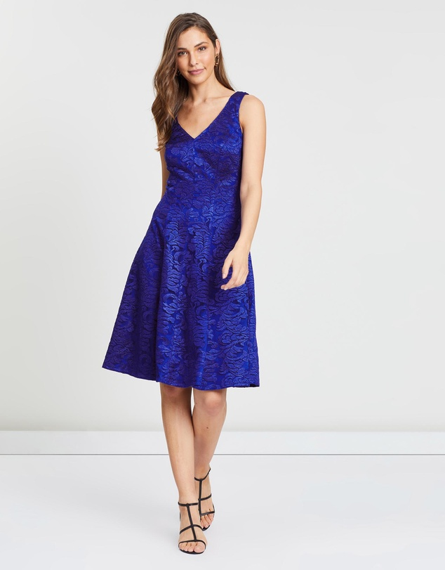 Review - Midnight River Dress