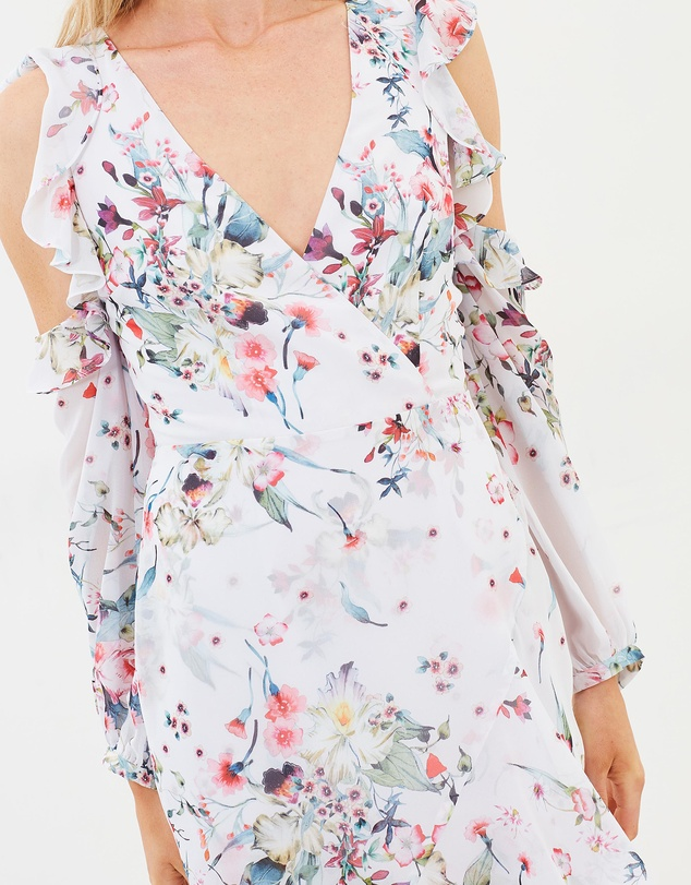 Cooper St - Titania Cold Shoulder Dress