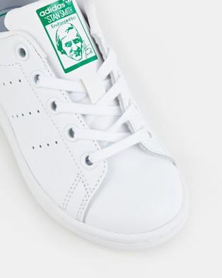 adidas Originals Stan Smith Pre School - Lifestyle Shoes (White/Green)