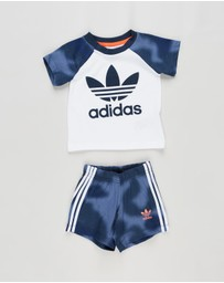 adidas Originals - Short Tee Set - Babies-Kids