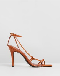 CAMILLA AND MARC - Laila Stiletto Sandals