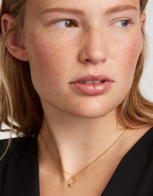 Women Aries Necklace